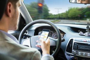 Texting While Driving a Serious Problem in Pennsylvania, Resulting in Car Accident Injuries and Deaths