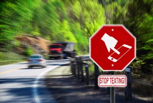 Distracted Driving Accident Attorneys Bucks County PA