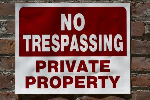 Are Trespassers Able to File Personal Injury Claims in Bucks County, PA?