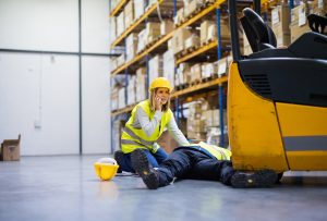 Forklift Injuries; What You Are Entitled To