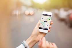 Can I File A Personal Injury Claim For An Uber Or Lyft Rideshare Accident?