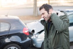 Rear-end car accident injury client recieves compensation with KCR by their side